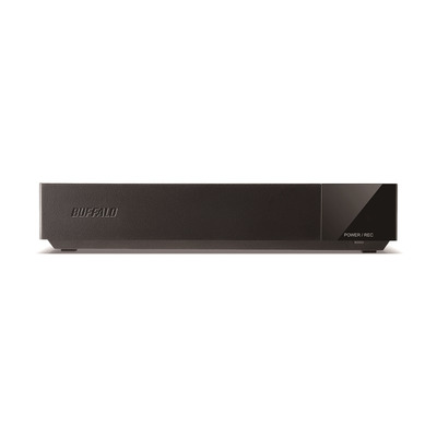 Buffalo DriveStation HDV-SA 3TB Externe harde schijf - Zwart