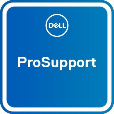 Dell garantie: 3Y Basic Onsite Service – 3Y ProSupport