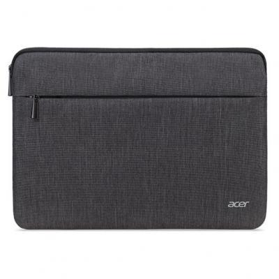 "Acer laptoptas: 35.56 cm (14"") Protective Sleeve - Grijs"