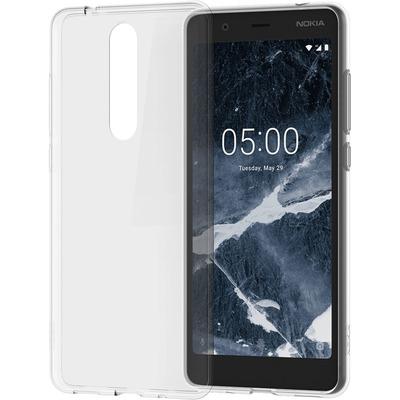Nokia 8P00000002 Mobile phone case - Transparant