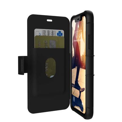 Urban Armor Gear Metropolis Mobile phone case - Zwart