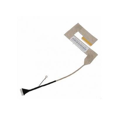 Samsung notebook reserve-onderdeel: LCD Cable - Zwart, Wit