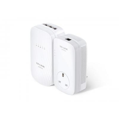 Tp-link powerline adapter: AV1200 - Wit