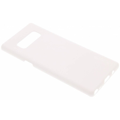 Frosted Shield Backcover Samsung Galaxy Note 8 - Wit / White Mobile phone case