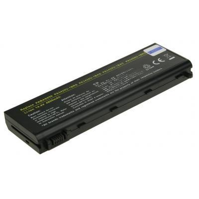 2-power batterij: Internal Battery - Zwart
