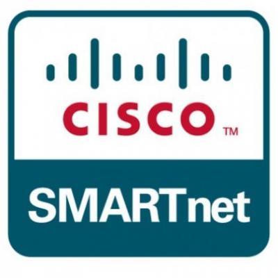 Cisco garantie: SMARTnet, 24x7