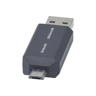 Connect 149398 Kabel adapter - Zwart