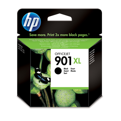 HP 901XL originele high-capacity zwarte Inktcartridge