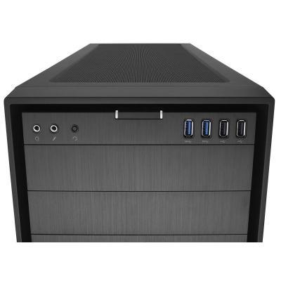 Corsair Obsidian 750D I/O Panel Computerkast onderdeel - Zwart