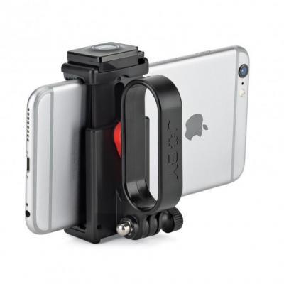 Joby accessoire : GripTight POV Kit w/ remote camera control f/ phones, Bluetooth, Black, 60g - Zwart