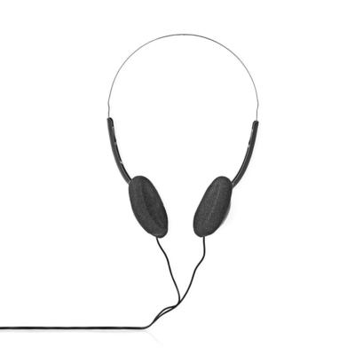 Nedis HPWD1101BK Headset - Zwart