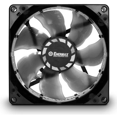 Enermax T.B.Silence 9cm Hardware koeling - Zwart