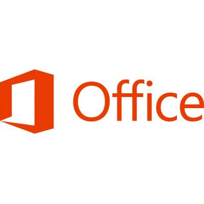 Microsoft software suite: Office Home and Student 2013