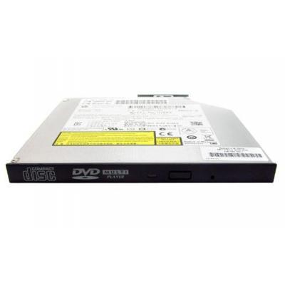 Hewlett Packard Enterprise DRV, ODD, 9.5 mm SATA DVD-ROM Brander - Zwart