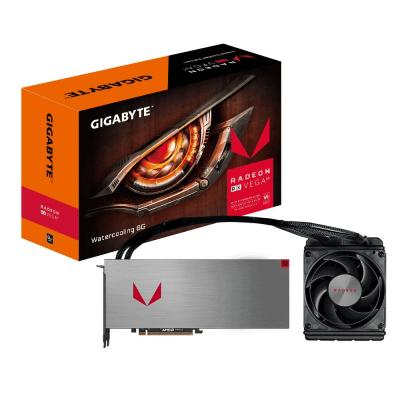 Gigabyte GV-RXVEGA64X W-8GD-B videokaart