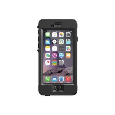 Otterbox mobile phone case: LifeProof NUUD Shell-Case for iPhone 6, Waterproof - Zwart
