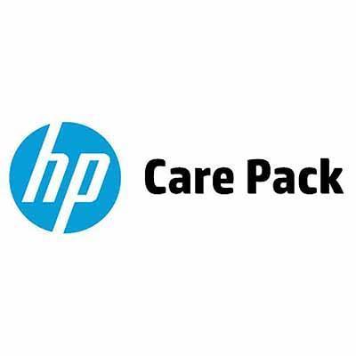 HP 1 jaar Post Warranty Hardware Support op de volgende werkdag - Color LaserJet M477 Multi Function Printer Garantie