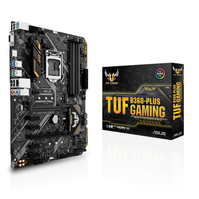ASUS TUF B360-PLUS GAMING Moederbord