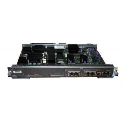 Cisco netwerk switch module: Catalyst 4500 Series Supervisor Engine 6-E, 2x10GE (X2)/4x1GE (SFP), Console RJ-45, USB, .....