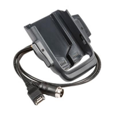 Honeywell USB, 3-pin power cable Barcodelezer accessoire - Zwart
