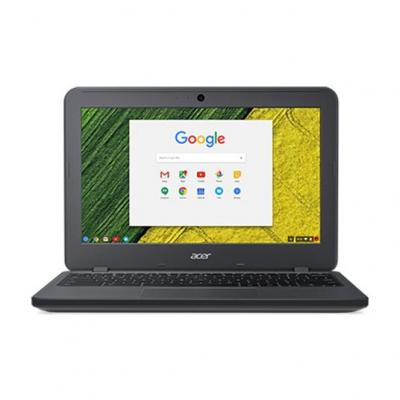 "Acer laptop: Chromebook 11 N7 C731-C93F - 11.6"" Celeron 2GB RAM 16GB Flash - Chrome OS - Grafiet"