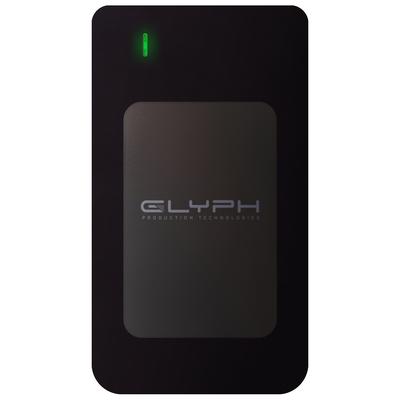 Glyph Atom Raid - Zwart