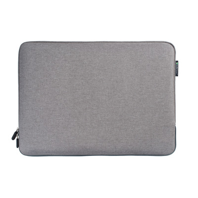 "Gecko Zipper sleeve Laptop 15"", Universal, Grey Laptoptas - Grijs"