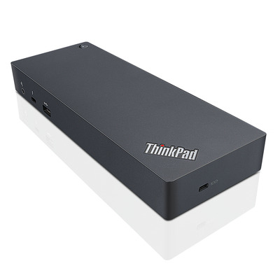 Lenovo ThinkPad Thunderbolt 3 Dock Docking station - Zwart
