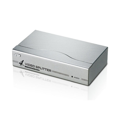 Aten video splitter: 4 Port Video Splitter, 250MHZ