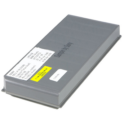 DELL 9-Cell Battery 80W/Hr Latitude D810 Precision M70 notebook reserve-onderdeel - Zilver