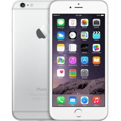 Apple smartphone: iPhone 6 Plus 16GB Silver - Zilver (Refurbished LG)
