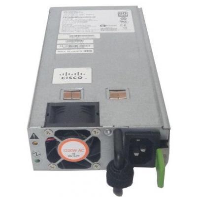 Cisco power supply unit: 1200 W, 100–120 VAC, 200–240 VAC, RSP1 - Grijs
