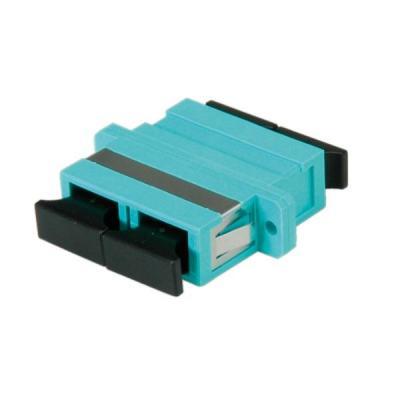 Value Fibre Optic koppeling SC/SC duplex, OM3 Fiber optic adapter
