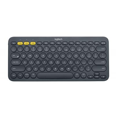 Logitech toetsenbord: K380 - Grijs, QWERTY