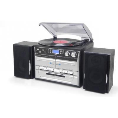 Soundmaster home stereo set: MCD5500SW - Zwart