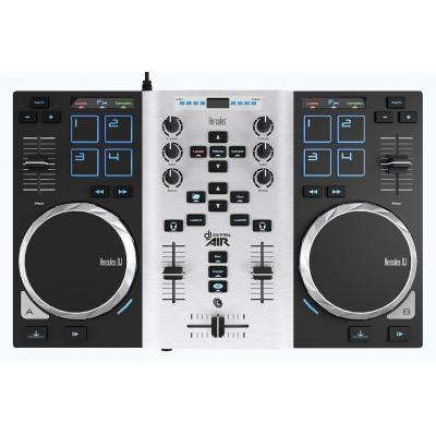 Hercules DJ controller: DJControl AIR - Zwart