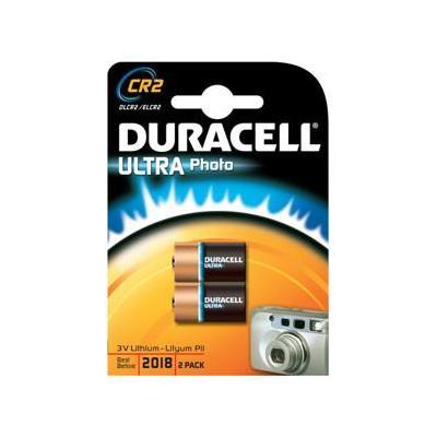 Duracell batterij: CR2