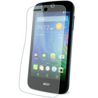 Acer screen protector: Liquid Film Screen Protector PET x 2 with Cloth for Liquid Z320, Z330, M320, M330