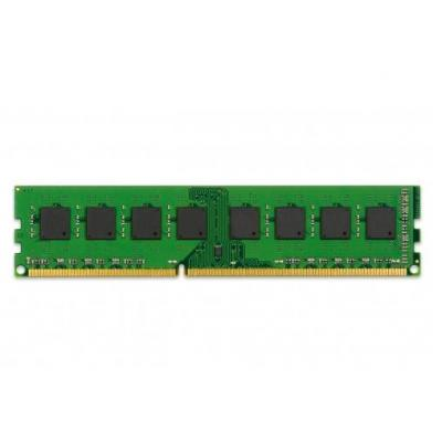 Kingston technology RAM-geheugen: ValueRAM 4GB DDR3-1333