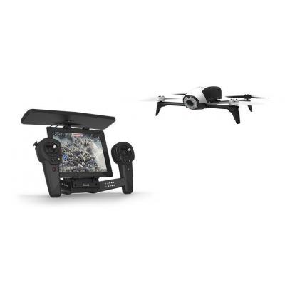 Parrot drone: Bebop 2 + Skycontroller - Zwart, Wit