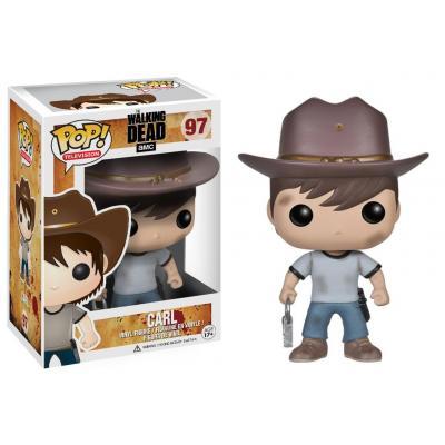 Funko video game toys & figure: Pop! TV: The Walking Dead - Carl - Multi kleuren
