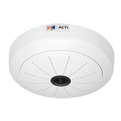 "Acti beveiligingscamera: 5MP, 2592 x 1944, 30 fps, 1/2.5"" CMOS, Superior WDR, 8 kHz, Mono, PCM, Fast Ethernet, PoE, ....."