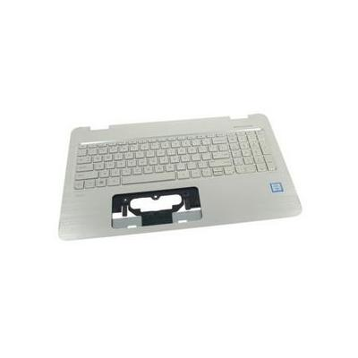 Hp notebook reserve-onderdeel: 774608-031 - Zilver