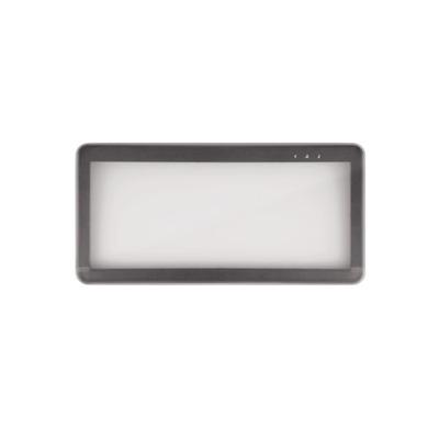 CHERRY EZClean Toetsenbord accessoire - Zwart, Transparant