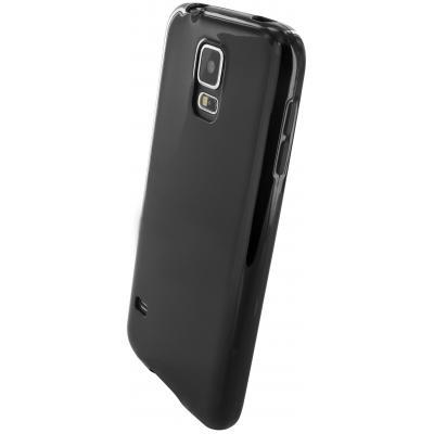 Mobiparts Classic TPU Case Samsung Galaxy S5, Galaxy S5+, Galaxy S5 Neo Black Mobile phone case - Zwart