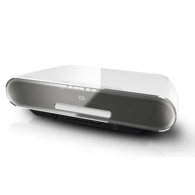 Panasonic CD-radio: SC-ALL7CD WIRELESS SPEAKER - Wit