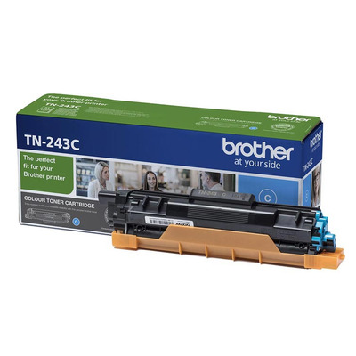 Brother TN-243C Toner - Cyaan