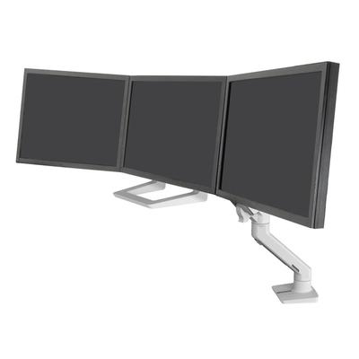 Ergotron HX Triple Monitor Bow Kit Muur & plafond bevestigings accessoire - Wit