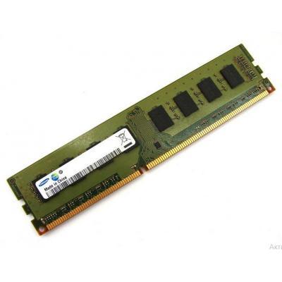 Samsung RAM-geheugen: 4GB DDR3 1600MHz - Groen