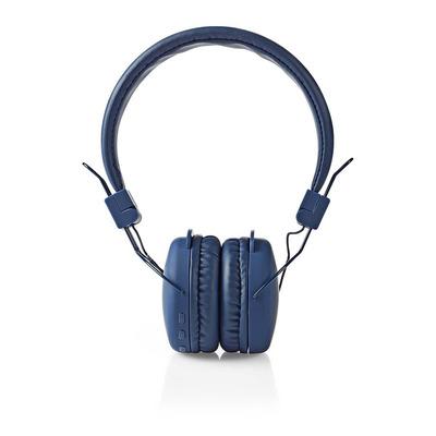 Nedis HPBT1100BU Headset - Blauw